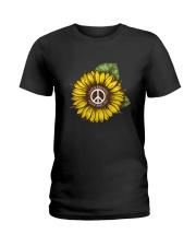 I Got A Peaceful Easy Feeling A0021 Ladies T-Shirt thumbnail