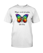 Whisper Words Of Wisdom Let It Be A0001 Classic T-Shirt front