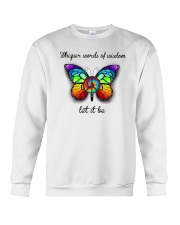 Whisper Words Of Wisdom Let It Be A0001 Crewneck Sweatshirt thumbnail