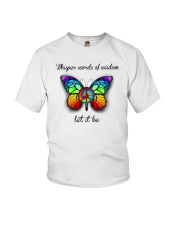 Whisper Words Of Wisdom Let It Be A0001 Youth T-Shirt thumbnail