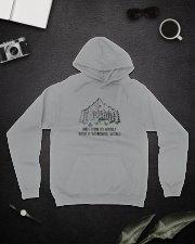 And I Think To Myself D0634 Hooded Sweatshirt lifestyle-unisex-hoodie-front-9