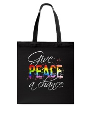 Give Peace A Chance D01146 Tote Bag thumbnail