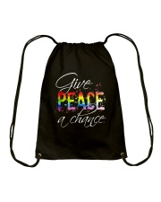Give Peace A Chance D01146 Drawstring Bag tile