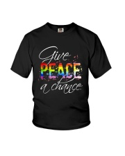 Give Peace A Chance D01146 Youth T-Shirt thumbnail