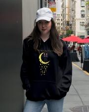 Hello Darkness My Old Friend CA0018 Hooded Sweatshirt lifestyle-unisex-hoodie-front-5