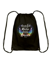 She's A Good Girl D0961 Drawstring Bag thumbnail
