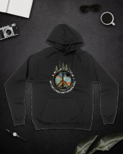 And I Think To Myself Ad0007  Hooded Sweatshirt lifestyle-unisex-hoodie-front-9