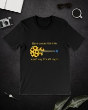 Here Come The Sun D01040 Classic T-Shirt lifestyle-mens-crewneck-front-16