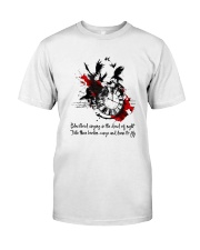 Blackbird Singing D01081 Classic T-Shirt front