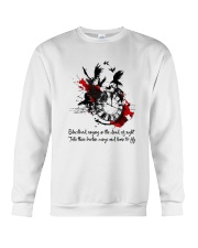 Blackbird Singing D01081 Crewneck Sweatshirt thumbnail