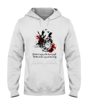 Blackbird Singing D01081 Hooded Sweatshirt thumbnail