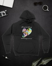 Fill My Heart With Song D0818 Hooded Sweatshirt lifestyle-unisex-hoodie-front-9