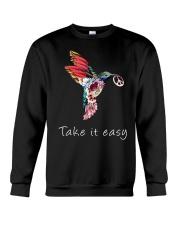 Take It Easy A0181 Crewneck Sweatshirt thumbnail