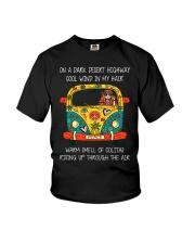 On A Dark Desert Highway  Youth T-Shirt thumbnail