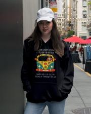 On A Dark Desert Highway  Hooded Sweatshirt lifestyle-unisex-hoodie-front-5