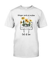 Whisper Words Of Wisdom D0814 Classic T-Shirt thumbnail