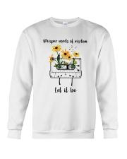 Whisper Words Of Wisdom D0814 Crewneck Sweatshirt thumbnail