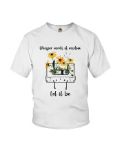 Whisper Words Of Wisdom D0814 Youth T-Shirt thumbnail