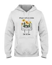 Whisper Words Of Wisdom D0814 Hooded Sweatshirt front