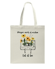 Whisper Words Of Wisdom D0814 Tote Bag thumbnail