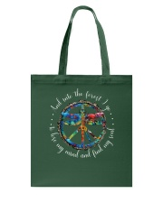And Into The Forest I Go D0706 Tote Bag thumbnail