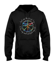 And Into The Forest I Go D0706 Hooded Sweatshirt front