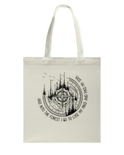 I Go To Lose My Mind Tote Bag thumbnail