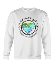 And I Think To Myself D01323 Crewneck Sweatshirt thumbnail