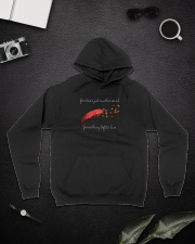 Freedom's Just Another Word D0766 Hooded Sweatshirt lifestyle-unisex-hoodie-front-9