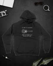 Fly Me To The Moon D0893 Hooded Sweatshirt lifestyle-unisex-hoodie-front-9