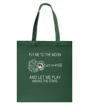 Fly Me To The Moon D0893 Tote Bag thumbnail