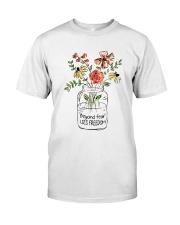 Beyond Fear Lies Freedom Classic T-Shirt thumbnail