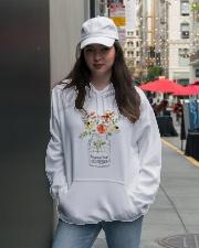 Beyond Fear Lies Freedom Hooded Sweatshirt lifestyle-unisex-hoodie-front-5