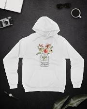 Beyond Fear Lies Freedom Hooded Sweatshirt lifestyle-unisex-hoodie-front-9