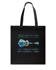 And I Think To Myself D01182 Tote Bag thumbnail