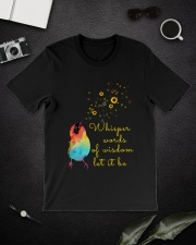Whisper Words Of Wisdom Classic T-Shirt lifestyle-mens-crewneck-front-16