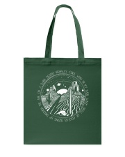 On A Dark Desert Highway A1093 Tote Bag thumbnail