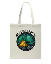We Sleep Around Tote Bag thumbnail