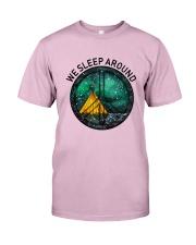 We Sleep Around Classic T-Shirt front