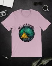 We Sleep Around Classic T-Shirt lifestyle-mens-crewneck-front-16