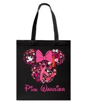 PINK WARRIOR Tote Bag thumbnail