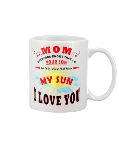 My Wonderful Mom - Mug