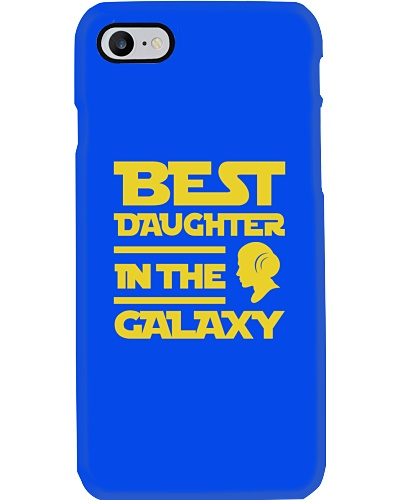 Best Daughter In The Galaxy - Phone Case