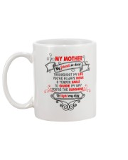 My Mother My Friend So Dear - White Mug Mug back