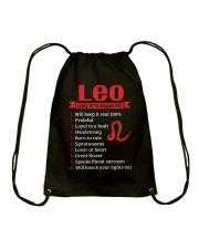 Leo thing Drawstring Bag thumbnail