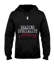 Reading Specialist Strong Sch Hooded Sweatshirt tile