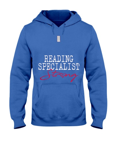 Reading Specialist Strong Sch