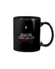 Reading Specialist Strong Sch Mug tile