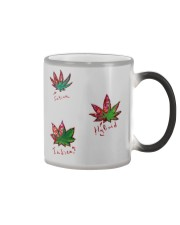 Hybrid Sativa Indica Color Changing Mug color-changing-right