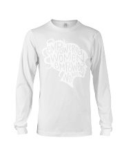 Empowered women empower women shirt Long Sleeve Tee thumbnail